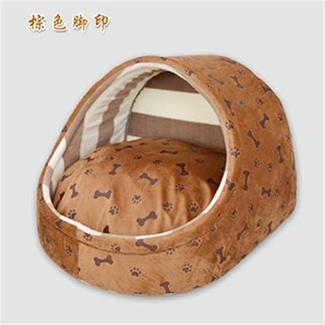 Tablar Diseño Lindo de la Zapatilla Mascota Gato Perro Princesa Cama Nido Lavable Perros pequeños Casa