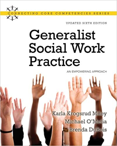 Generalist Social Work Practice: An Empowering Approach (Updated ...