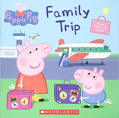 About Pigs - Family Trip (Peppa Pig)