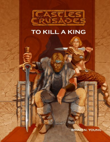 To Kill A King by Brian Young (2013-08-27)