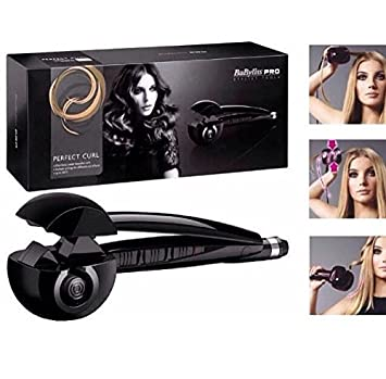 Babyliss Pro - Rizador de pelo [instrucciones en inglés]: Amazon.es: Belleza