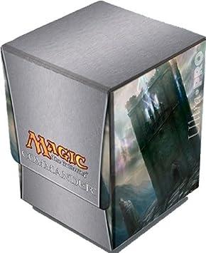 Ultra Pro Comando Torre Caja - Magic: The Gathering - Comandante ...