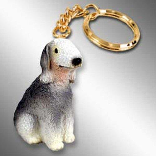 (Bedlington Terrier Tiny Ones Dog Keychains (2 1/2 in) )