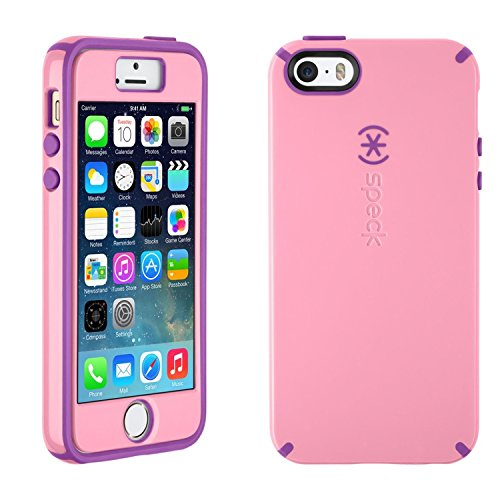 Speck Candyshell with Faceplate iPhone 5s and iPhone 5 Case - Carnation Pink / Revolution Purple