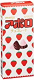 Meiji - Apollo Strawberry Chocolate