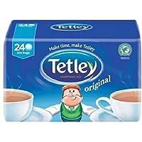 Tetley 240 theezakjes maken tijd maken thee maken Tetley