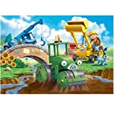 : Stuck in the Mud Bob the Builder Jigsaw Puzzle
