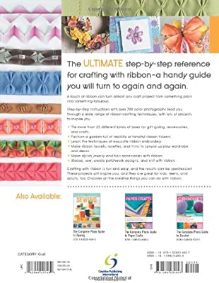 The Complete Photo Guide To Ribbon Crafts All You Need To Know To