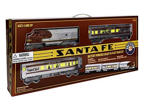 Lionel-Santa-Fe-Diesel-Ready-to-Play-Train-Set-35-Piece