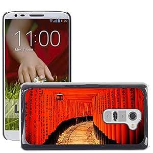 Print Motif Coque de protection Case Cover // V00002627 Torii Japón // LG G2 D800 D802 D802TA D803 VS980 LS980
