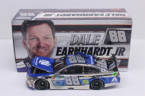 Lionel Racing Dale Earnhardt Jr 2017 Nationwide Chevy Truck Month 1:24 Color Chrome ()