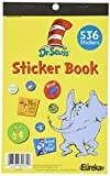 Eureka Dr.Seuss Sticker Book