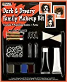 Paper Magic Group Dark And Dreary Family Makeup Kit,One Size