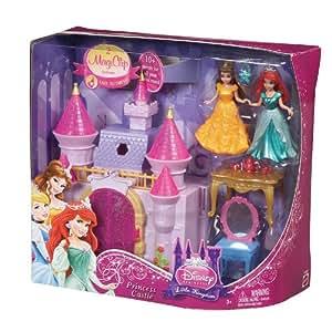 Amazon Com Disney Princess Little Kingdom Castle And Doll