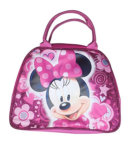 Minnie Mouse Lunch Box - Disney Minnie Mouse Insulated Lunch Bag - Lunch Box