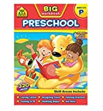 img - for Big Preschool Workbook book / textbook / text book