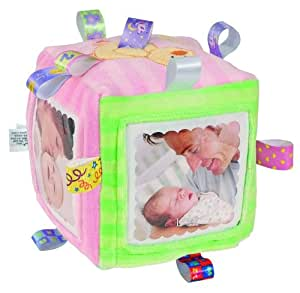 Taggies Treasures Photo Cube (Discontinued by Manufacturer)