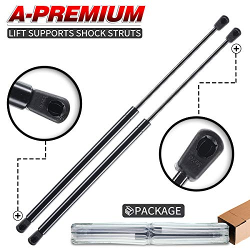 Shock Set Mini - A-Premium Tailgate Rear Hatch Lift Supports Shock Struts for Mini Cooper 2002-2014 2-PC Set