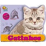 Animais bebês - toque e sinta: gatinhos