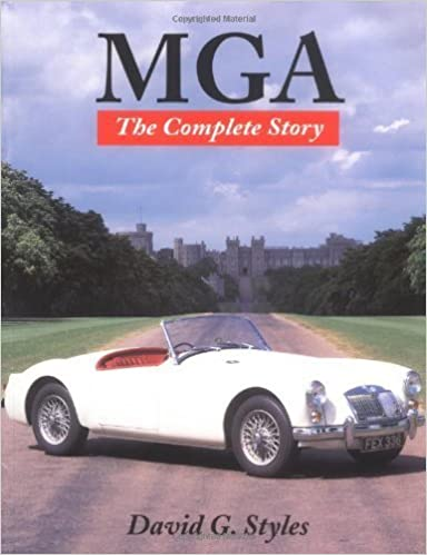 MGA: The Complete Story by David Styles (2001-10-21)