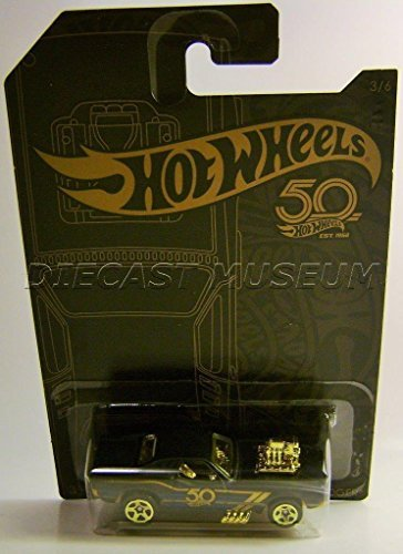 RODGER DODGER 3/6 2018 FIFTY 50TH YEARS ANNIVERSARY HW HOT WHEELS DIECAST 2017