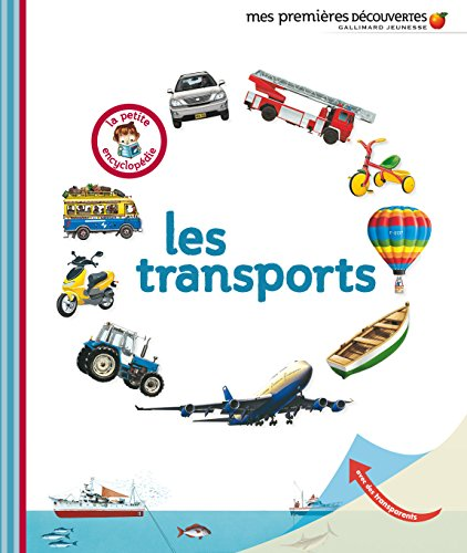 Les transports (French Edition)