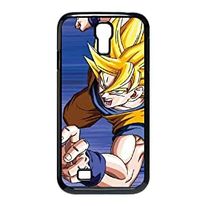 Dragon Ball Z Goku Samsung Galaxy S4 9500 Cell Phone Case Black DIY Gift xxy002_5203257