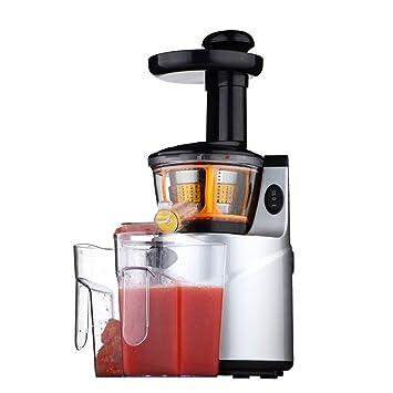 ELECT Exprimidor, máquina de Jugo Lento Completamente automático, máquina Multifuncional de Leche de Soja