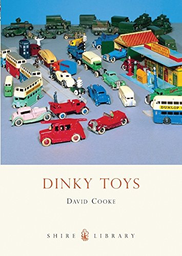Dinky Toys (Shire Library, Band 374)