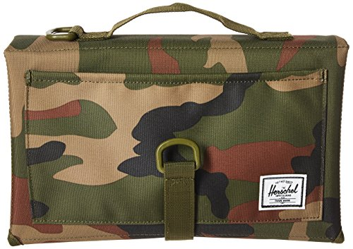 Herschel Sprout Change Mat Travel Totes, Woodland Camo, One Size