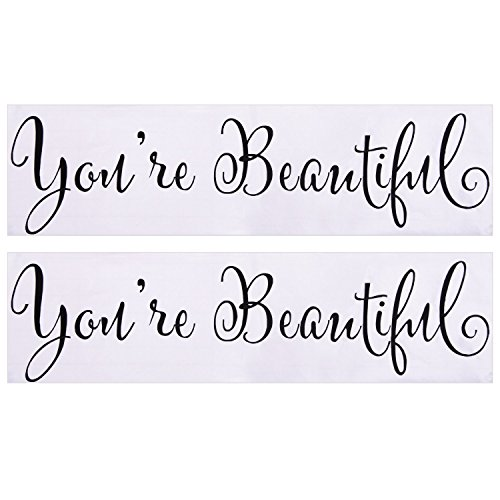 your beautiful wall decal - 3