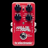 #8: TC Electronic Hall of Fame Reverb Guitar Effects Pedal Bundle 960660001