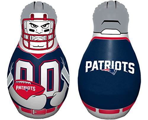 (NFL New England Patriots Tackle Buddy, Navy)