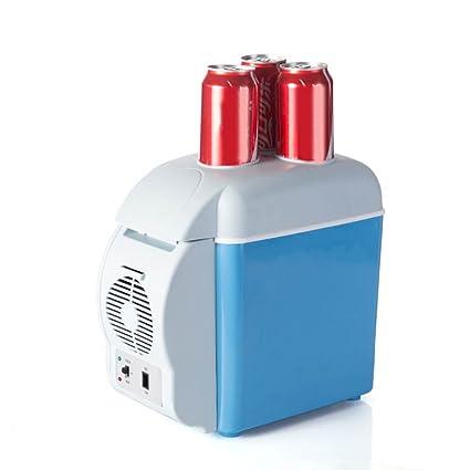Cutowin - Mini refrigerador Portátil para Coche, 7,5 L, 12 V CC