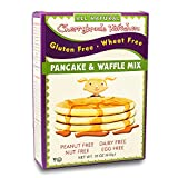Cherrybrook Kitchen Gluten Free Pancake & Waffle Mix, 18 oz (Pack of 6)