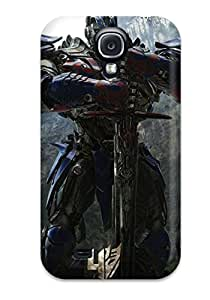 Crystle Marion's Shop New Style New Premium Transformers 4: Optimus Prime Images Skin Case Cover Excellent Fitted For Galaxy S4