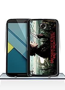 Game Resident Evil Nexus 6 Funda Case - Rugged Durable Slim Anti Dust Scratch-Proof Design Funda Case cover for Google Nexus 6