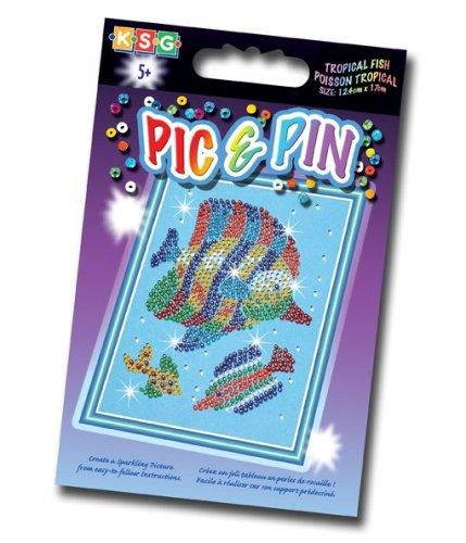 (KSG Pic & Pin Tropical Fish)