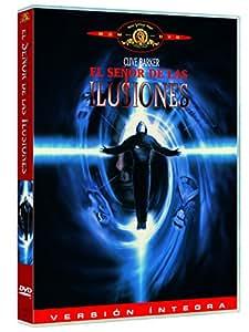 El Señor De Las Ilusiones [DVD]