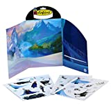 Colorforms Take Along Re-stickable Set - 2 Pack - Disney Frozen
