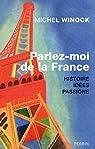 Parlez-moi de la France. Histoire, idées, passions par Winock