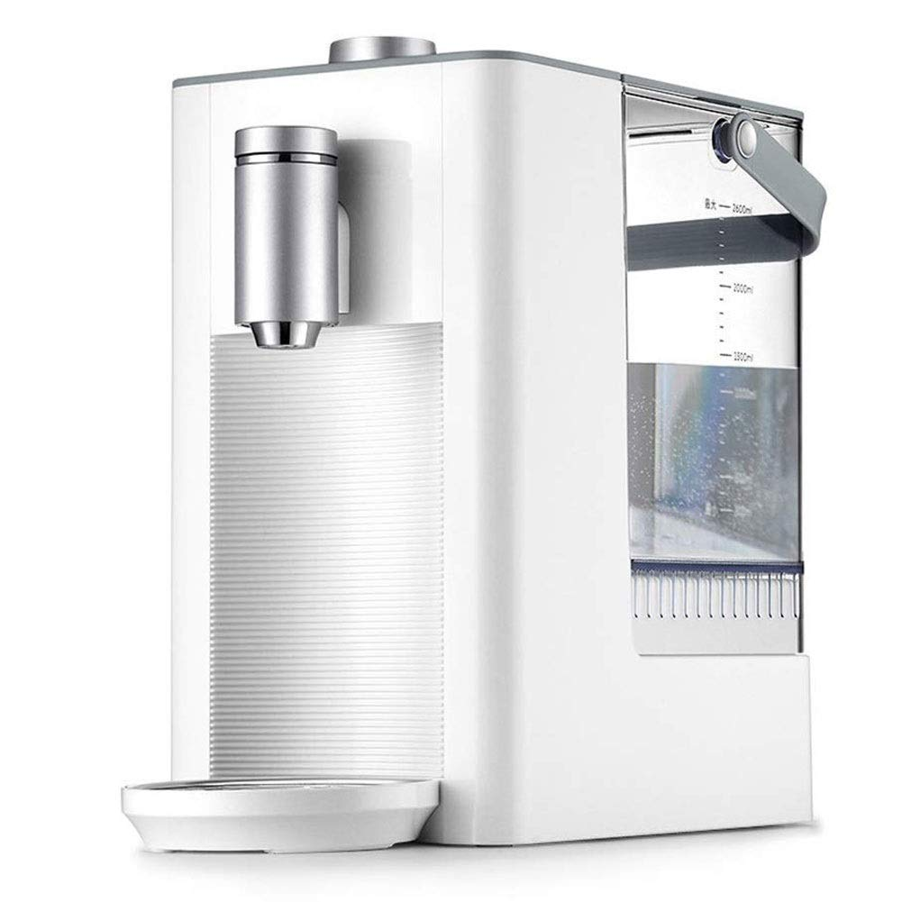 CHENJIU Hot Water Dispenser with Integrated Water Filter, Fast Boil and Variable Dispense, Mini Water Dispenser, 8-Section Temperature Control by CHENJIU