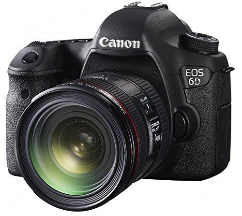 キヤノン イオス6D ブラック レンズキット EF2470mm F4L IS USM