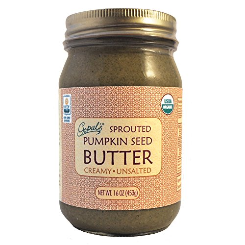how to make sprouted pumpkin seed butter