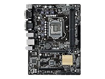 Asus Micro Atx Ddr4 Lga 1151 Motherboard H110m-ccsm 0