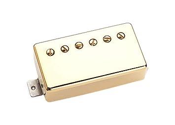 Seymour Duncan sh-18 N Whole Lotta pastilla Humbucker para guitarra eléctrica pastilla de cuello de Rock británico, bañado en oro: Amazon.es: Instrumentos ...