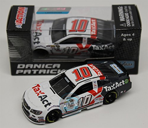lionel-racing-danica-patrick-10-taxact-2016-chevrolet-ss-nascar-diecast-car-164-scale
