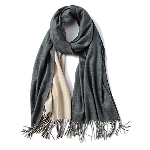 Ladies Wool Shawl Pashmina Scarves Cashmere Scarf for Women Shawls Wraps