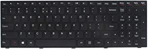 Replacement Keyboard for Lenovo IdeaPad 300-15ISK 300-17SK 300-15IBR Laptop