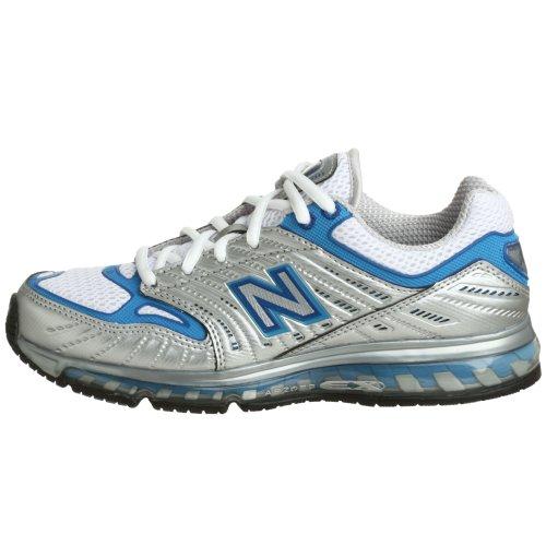 Wali Wr1350 Hardloopschoen Voor Dames Wit / Blauw